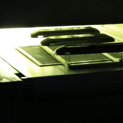 UV coating China