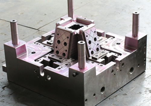 plastic mold manufacturing china